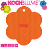 Kochblume - Flower honeycomb - potholders / coasters