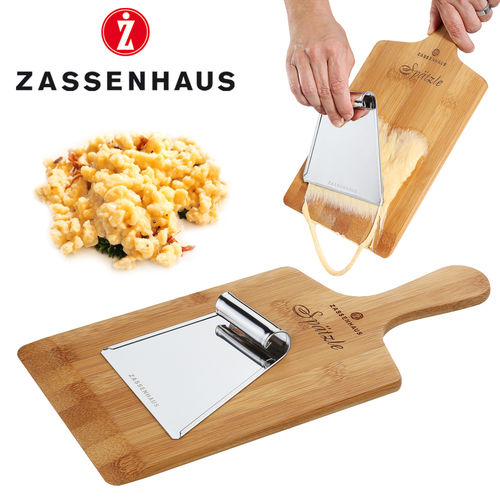 Zassenhaus - Spaetzle board with scraper