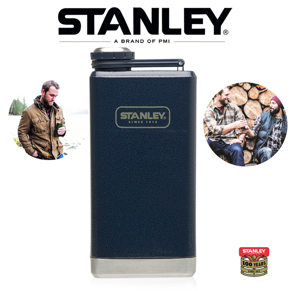 Stanley - Adventure Classic Flask - navy 236 ml