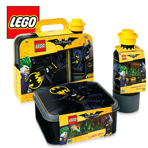 LEGO - Batman Lunch Set