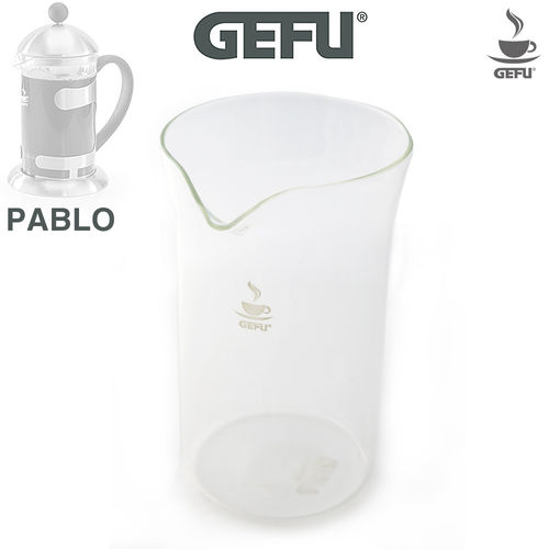 Gefu - Replacement glass pot for coffee maker PABLO