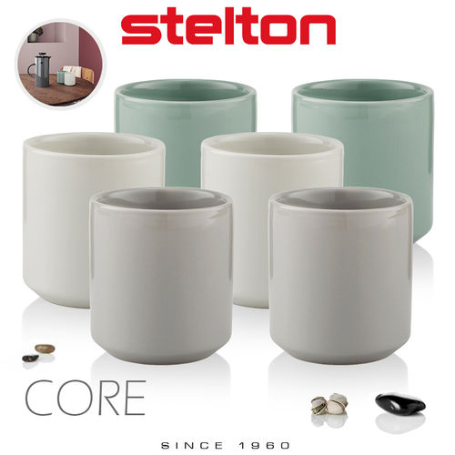 Stelton - Core Thermobecher - 2er-Set