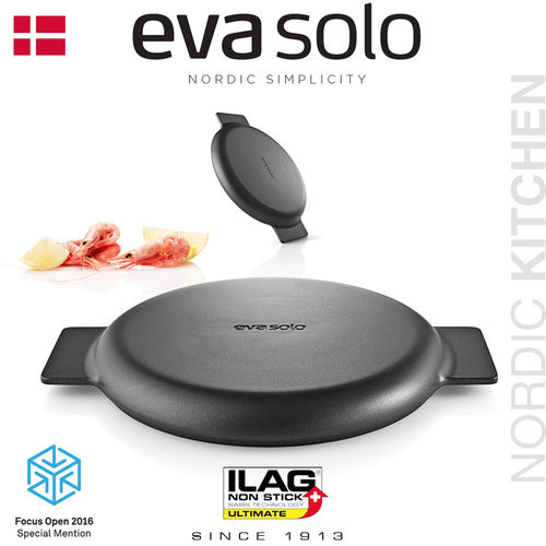 Eva Solo - Lid for Sauté Pan 24 cm - NORDIC KITCHEN
