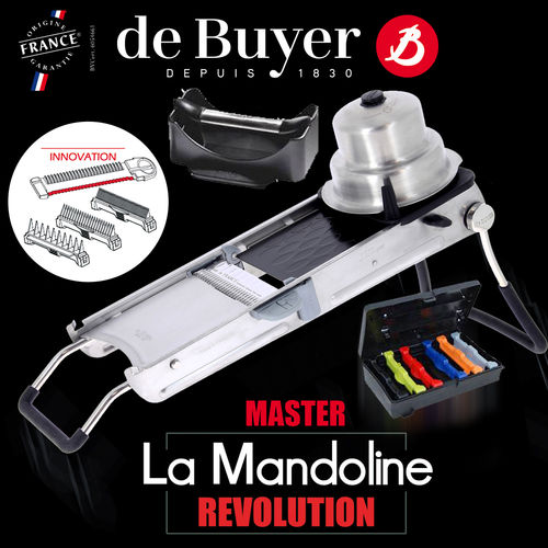 de Buyer - La Mandoline Revolution - Master
