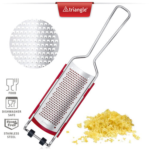 Triangle® - Grater with catcher - Fine