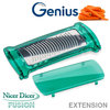 Genius - Friction insert for Nicer Dicer Fusion - Fine