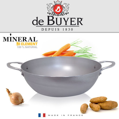 de Buyer - Mineral B Element - Country Frypan