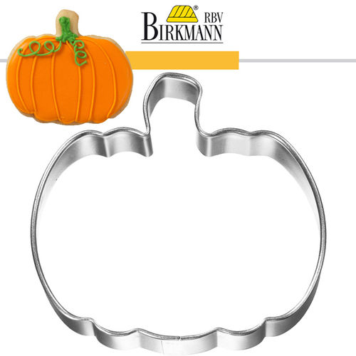 RBV Birkmann - Cookie cutter Pumpkin, 6,5 cm