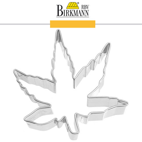 RBV Birkmann - Cookie cutter Black maple, 6 cm
