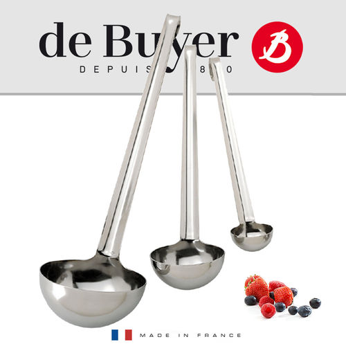 de Buyer - Stainless steel one-piece ladle