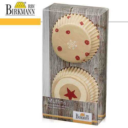 RBV Birkmann - Muffin paper form | Little Christmas I