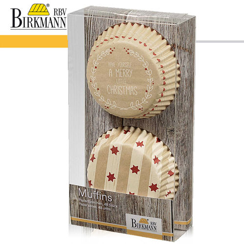 RBV Birkmann - Muffin paper form | Little Christmas II