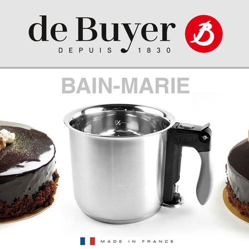 de Buyer - Bain-Marie Cooker 1,5 L