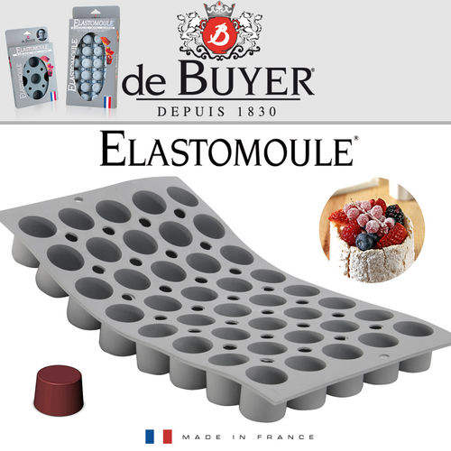 de Buyer - ELASTOMOULE - 40 Mini Zylinder