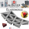 de Buyer - ELASTOMOULE - 10 GEO Dreiecke