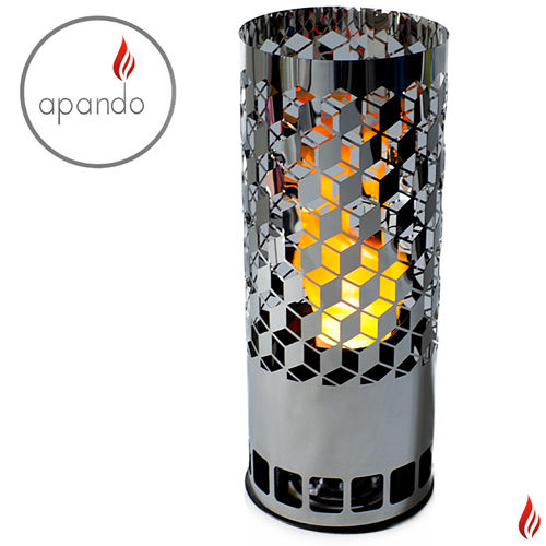 "Apando - Flammenleuchte ""Brazier"" - Diamonds"