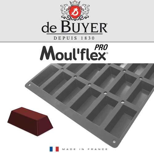 de Buyer - Moul'flex Pro - Mini Cakes