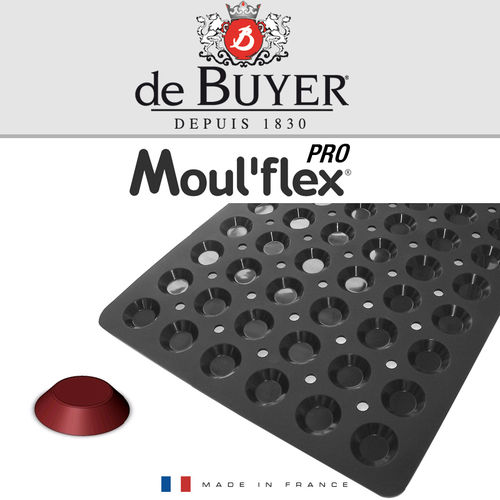 de Buyer - Moul'flex Pro - Mini-Törtchen