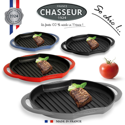 Chasseur - Round Sun Grill 26 cm