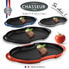 Chasseur - Oval Sun Grill 42 x 26 cm
