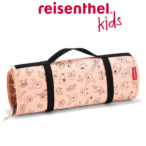 reisenthel - myorganizer - kids - cats and dogs rose