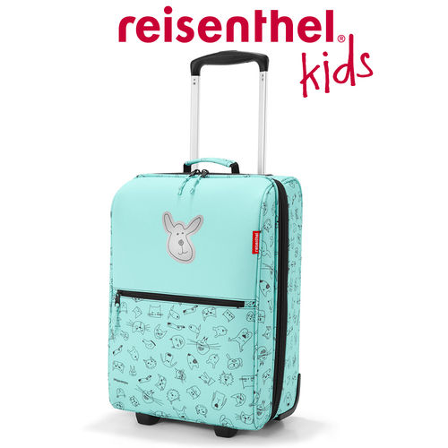 reisenthel - trolley XS - kids - cats and dogs mint