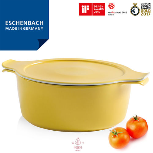Eschenbach - COOK & SERVE - Topf hellgelb