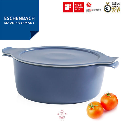 Eschenbach - COOK & SERVE - Topf grau-blau