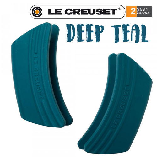 Le Creuset - Silicone Handle Grips - Set of 2