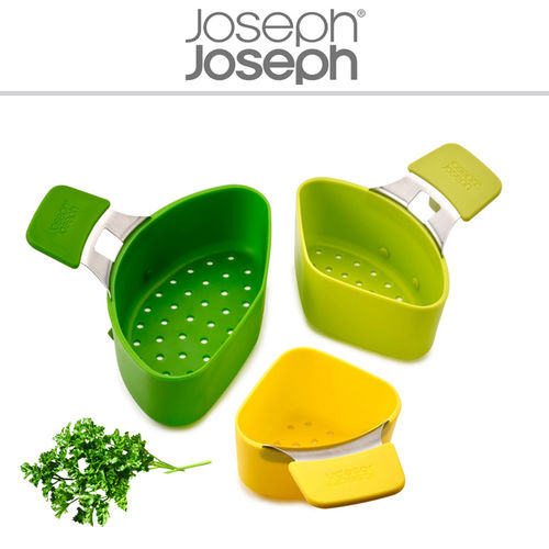 Joseph Joseph - Set of 3 steaming inserts Nest™ Steam