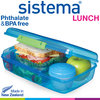 sistema - Lunch Bento Box - 1760 ml
