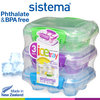 Sistema - Ice cube tray - Set of 3