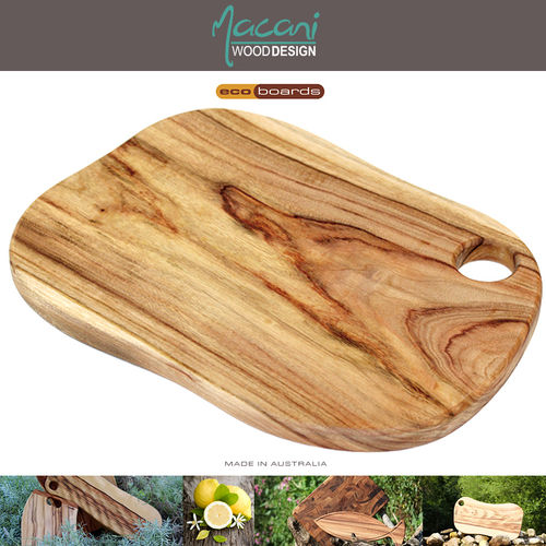 Macani Wood Ecoboards - Tray Board - 40 x 25 cm
