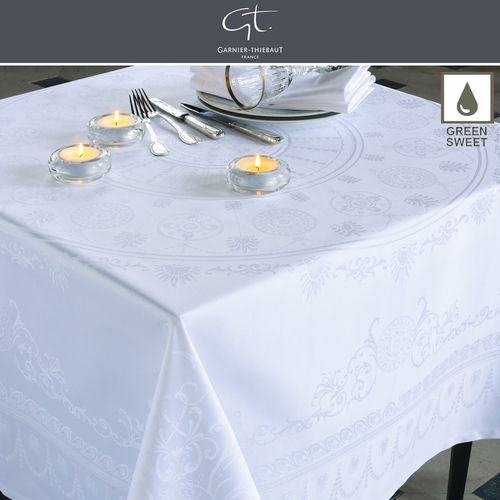 GARNIER THIEBAUT - Tablecloth Eloise Diamant