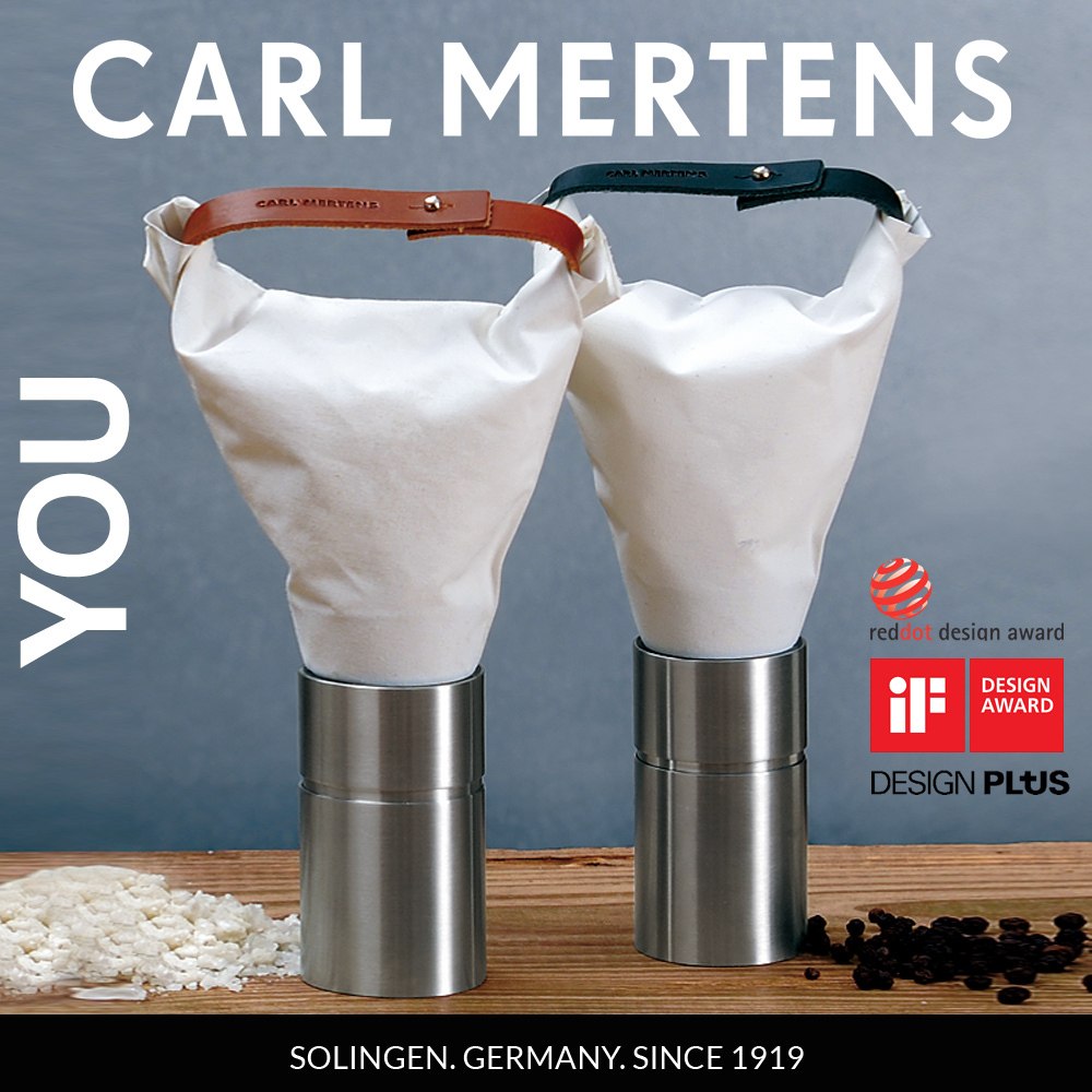 Carl Mertens - YOU Mill