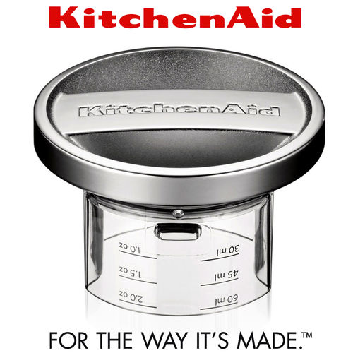 KitchenAid - Maßdeckel (Zutatenkappe)