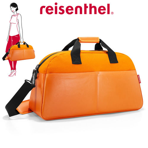reisenthel - overnighter - canvas orange