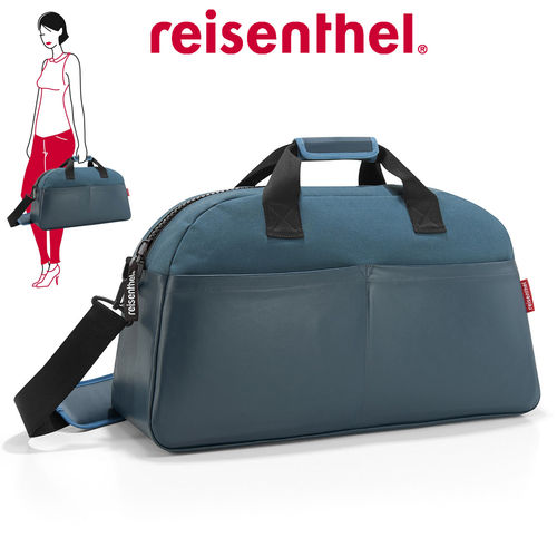 reisenthel - overnighter - canvas blue