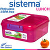 sistema - Lunch Bento Cube - 1250 ml