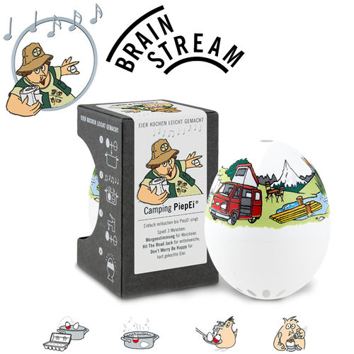 Brainstream - Beep Egg Camping