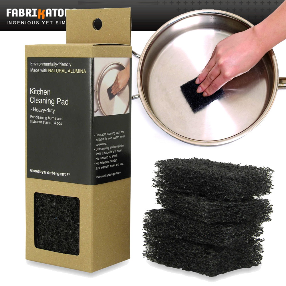 Fabrikators - Kitchen cleaning pads 4pcs Set