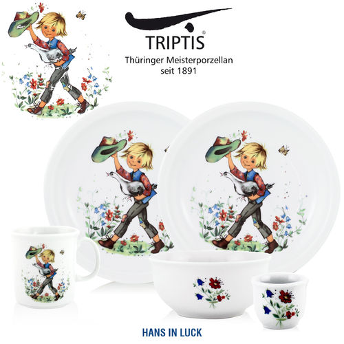 Triptis - Children's tableware - Hans in Luck