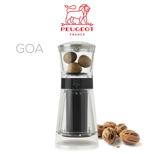 Peugeot - Nutmeg mill Goa