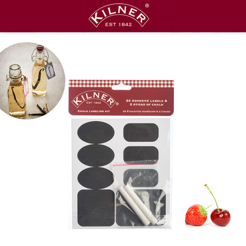 Kilner - Labeling Set 26 pieces