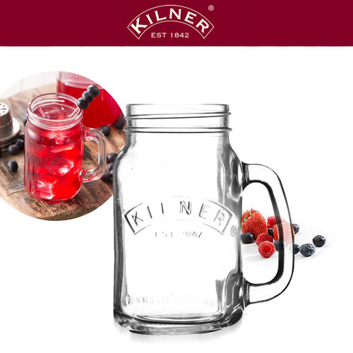 Kilner - Clear Handled Jar 0.4 liter