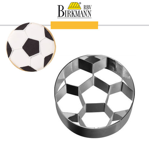 RBV Birkmann - Cookie cutter Football 6.5 cm