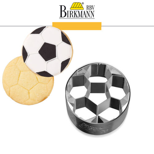 RBV Birkmann - Cookie cutter Football 4.5 cm