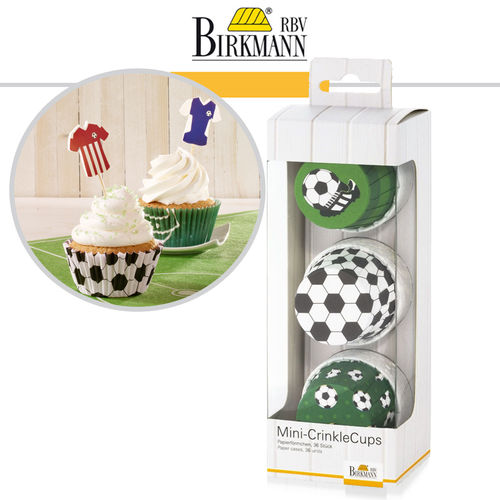 RBV Birkmann - Mini-CrinkleCups Football