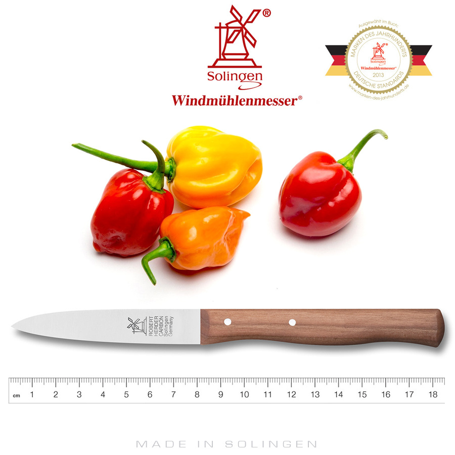 Windmill Knives - Middlepointed - Vegetable knife