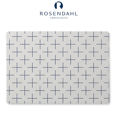 Rosendahl - Nanna Ditzel placemat 30x45 cm light grey